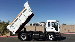 1998 GMC T7500 12 Yard Dump Truck - YouTube