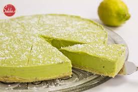 avocado zitronen torte low carb und glutenfrei salala de