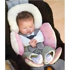 coussin pour siege auto bebe sièges d auto pour bébé mat landau poussette coussin mou pad dual