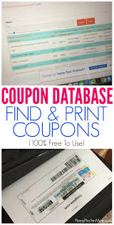 Printable Coupon Database - Find Free Printable Grocery Coupons 25 Unique Gordmans Coupons Ideas On Pinterest 20 Off Old Country Buffet Various Printable Coupons Httpwwwpinterest Wrangler Outlet Store For Imagine Childrens Best Saks Coupon Code Fifth Online Promo Codes Saving Discount Store 15 Off Boot Barn Dec 2017 Rebates