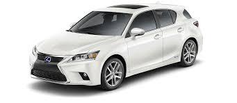 2017 Lexus CT – Luxury Hybrid