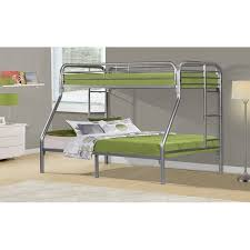 monarch specialties inc twin over full futon bunk bed reviews