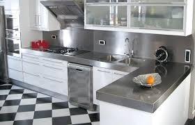 plan de travail cuisine sur mesure table travail cuisine plan de travail cuisine netovia 5733527 plan
