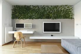 bureau moderne design aménagement de bureau moderne dans un salon design salons