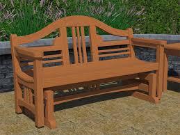 furniture plans blog archive garden bench glider furniture plans