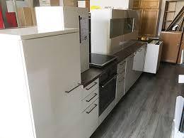 nolte musterküche schöne nolte küche in weiß glanz