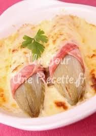 cuisiner endives au jambon endives au jambon recette facile un jour une recette