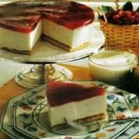 joghurt marmeladen torte