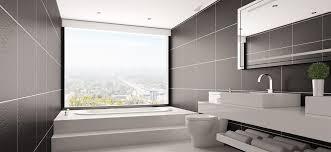 die fliesen in diesem badezimmer sehen wirklich schön aus