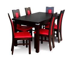 modernes esszimmer tisch stuhl set tische 6 stühle designer essgarnitur holz