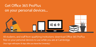 Get fice 365 ProPlus for your personal devices — IT Help & Support
