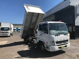 100 White Freightliner Trucks 2014 Mitsubishi Fighter 1024 Fuso Fighter 6 1024 Tipper For