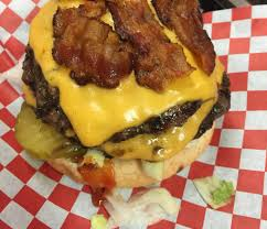Little Bitty Burger Barn – 100% Beef