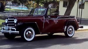 100 1950 Willys Truck Classic Overland Jeepster Offroad For Sale 5044 Dyler