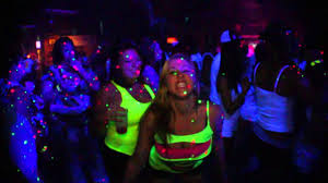 bring on the neon paint party tour 10 20 2012 rebar psl youtube