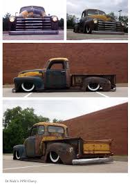 100 Slammed Truck 53 Rat Rod Ideas Pinterest 54 Chevy Truck