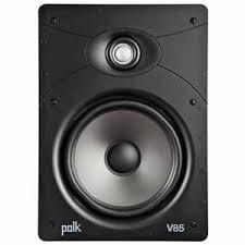 Polk Ceiling Speakers Amazon by Amazon Com Polk Audio V85 High Performance Vanishing In Wall