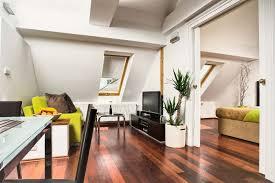 100 Attic Apartments In Residence Karolina Prague City
