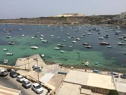 100 Blu Water Apartments Seafront Apartment E St Pauls Bay Malta Bookingcom
