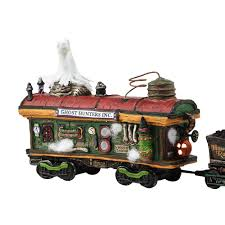 Dept 56 Halloween Village List by Department 56 4042419 Haunted Rails Toxic Waste Car