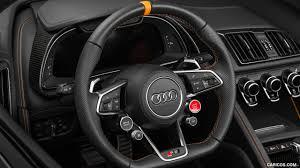 2017 Audi R8 V10 Plus Exclusive Edition Interior Steering Wheel