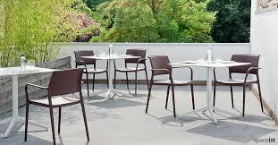 Interesting Design Ideas Outdoor Cafe Furniture Modern House Square Tables Ypsilon Large Melbourne Uk Sydney Nz