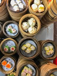 100 Cuisine Steam Variety Dim Sum Or Yumcha Food In Bamboo Steam Chinese Food
