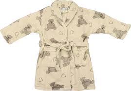 robe de chambre polaire enfant peignoir polaire enfant à personnaliser