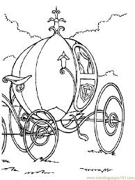 Cinderella Coloring Page 15