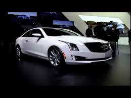 cadillac ats coupe custom