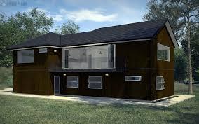 Wanaka 4 Bedroom 2 Storey 5 Shining Ideas Two House Plans New Zealand