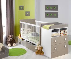 chambre de bébé design lit bébé malte et blanc produit écologique made in