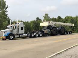 100 Knight Trucking Our Heavy Hauls Blue