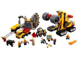 100 Lego City Dump Truck Mining Experts Site 60188 LEGO Shop