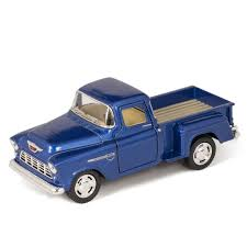 GS6001-1955 Chevy Step Side Pick-Up Die Cast Collectible Toy Truck ...