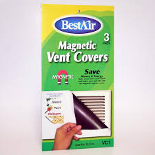 Ceiling Ac Vent Deflectors by Bestair Magnetic Vent Cover 3 Pack At Menards