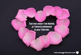 d amour petits mots d amour