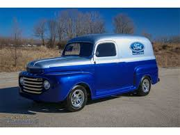 1950 Ford Panel Truck For Sale   ClassicCars.com   CC-1085801 2 Images Of Gmc New Design Fc100 Panel Truck 35 Manual 91hp 1950 Bangshiftcom Napco 40s Something Ford Panel Van Dscn0558 Youtube Chevy Dairy Queen Logo Locking Coin Bank By Ertl Chevrolet Coe Flatbed Kustoms By Kent Ford For Sale Classiccarscom Cc1085801 2015grdtionalroadstershow06431956fordf100panel Chevy Panel Trucks Truck Sale Here S My Clayton Auto Parts Diecast Metal Car Key