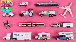 Welcome To Kids TV Cars Toys Trucks Channel In This Video We Will Be ... Ambulance Video For Children Kids Truck Fire And Rescue Tow Youtube Alphabet Garbage Learning Vacuum Trucks Color Cars In Spiderman Cartoon Videos Colors Pictures Of For Group 67 Monster Road Roller Excavator