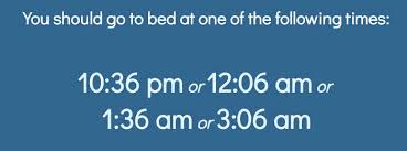 This test will tell you the exact time you need to go to sleep tonight