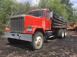 100 Gmc Semi Trucks 1985 GMC GENERAL Dump Truck For Sale 356998 Miles Spokane
