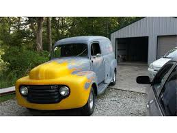 100 49 Ford Truck For Sale 19 Panel For ClassicCarscom CC1124719