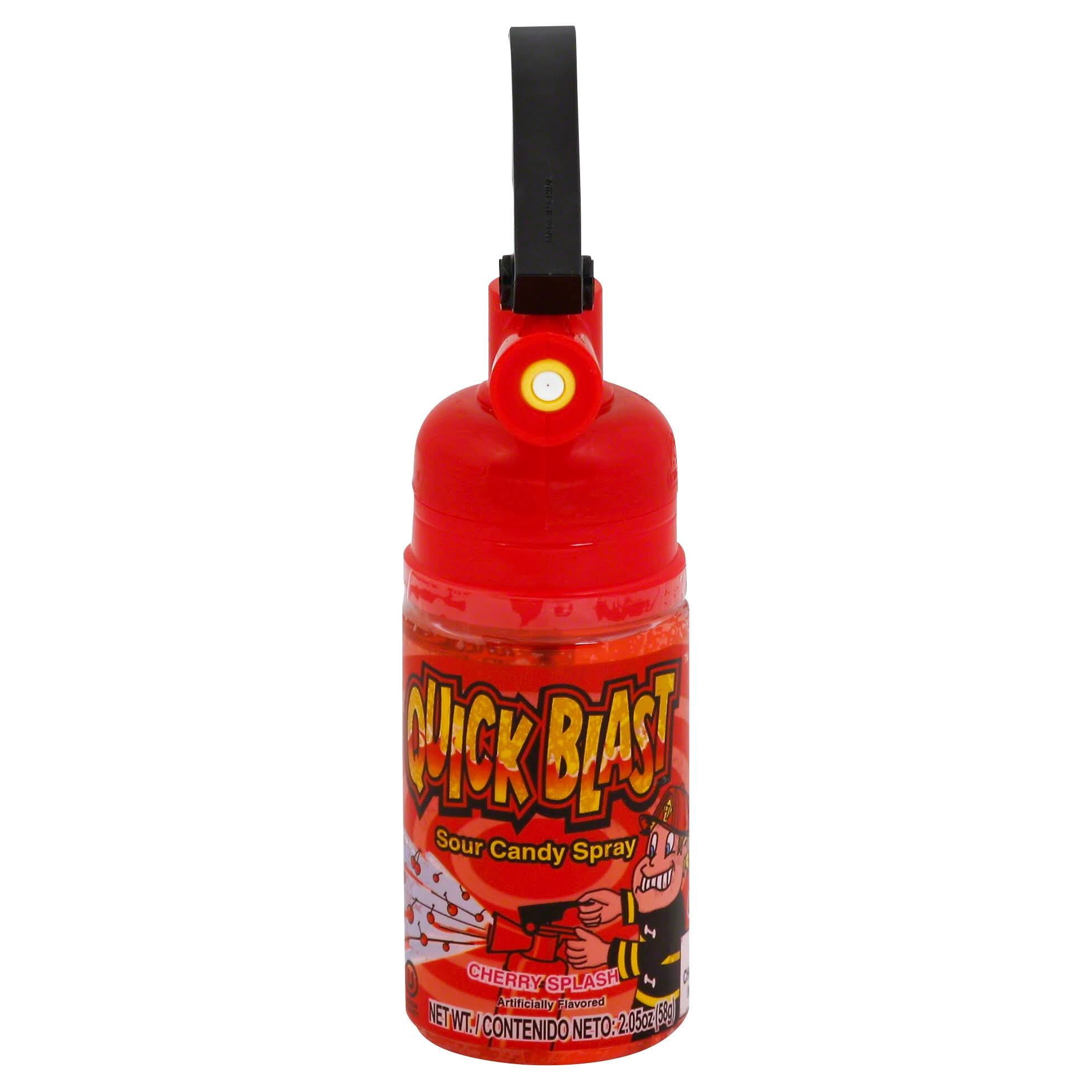 Kidsmania Quick Blast, Cherry Splash - 2.05 oz