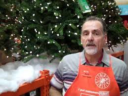 Home Depot Ge Pre Lit Christmas Trees by All About Artificial Pre Lit Christmas Trees The Home Depot