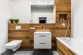 badezimmer mit holz verkleiden tipps und hinweise