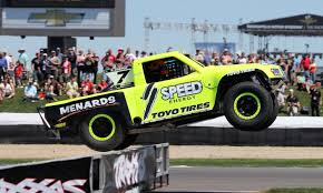 RobbyGordon.com - NEWS - Gordon Wins First Ever Truck Race At The ... Menards Gold Line Collection Mtn Dew Beverage Truck Diecast Review Toyota Paul Menard Moen Replica By Nathan Bellaire 2018 Nascar Camping World Series Paint Schemes Team 88 Menards Ford F 150 Pickup Truck With Load Of Quikrete 143 O Scale 148 Denver Diecast Isuzu Jacks Delivery Box New In Preorder 2017 Matt Crafton Eldora Raced Win 124 Ho Amazoncom Penske Toys Games Mth Lionel Us Army Flatcar Pickup Truck Military Hobbies Freight Cars Find Products Online At Set 3 Trucks Gauge Train Layout Nib 15772820 Santa Fe Transporter Hauler Freightliner Cascadia Race