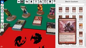 Best Mtg Deck Simulator by Magic Duels Of The Planeswalkers Decks At Tabletop Simulator Nexus