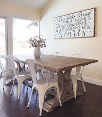 Wall Art Breathtaking Dining Room Canvas Farmhouse Table