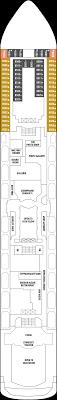 ncl gem deck plan pdf spirit cruise ship deck plans cruise line