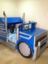 wow DIY Truck Bed for Kids Bed Kids Truck bed kids plan boy